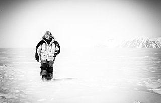 Doug Allan Scottish wildlife cameraman and photographer