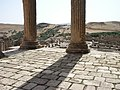 Dougga view from Capitol.JPG