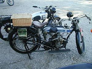 Douglas (motorcycles) - Douglas Motorcycle