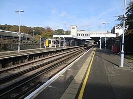 wiki dover priory railway station