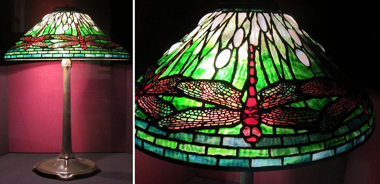 Tiffany Studios Lamp Shades Pattern By Design Caravan
