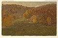 Drawing, Autumn Landscape (North Carolina .), 1865–70 (CH 18200413).jpg