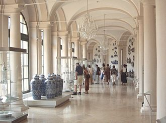 Dresden Porcelain Collection - The Dresden Porcelain Collection