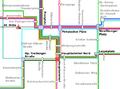 Dresden Hauptbahnhof tram network.png