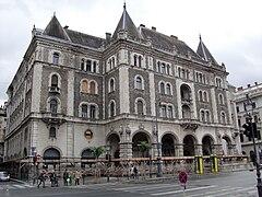 Drexler Palota, Budapest