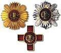 Driemaal de Orde van Sint-Vladimir 1960.jpg