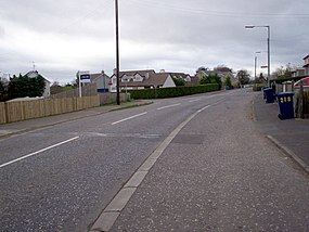 Dromore Road, Gamblestown near the Junction with the Lisnasure Road - geograph.org.uk - 606850.jpg