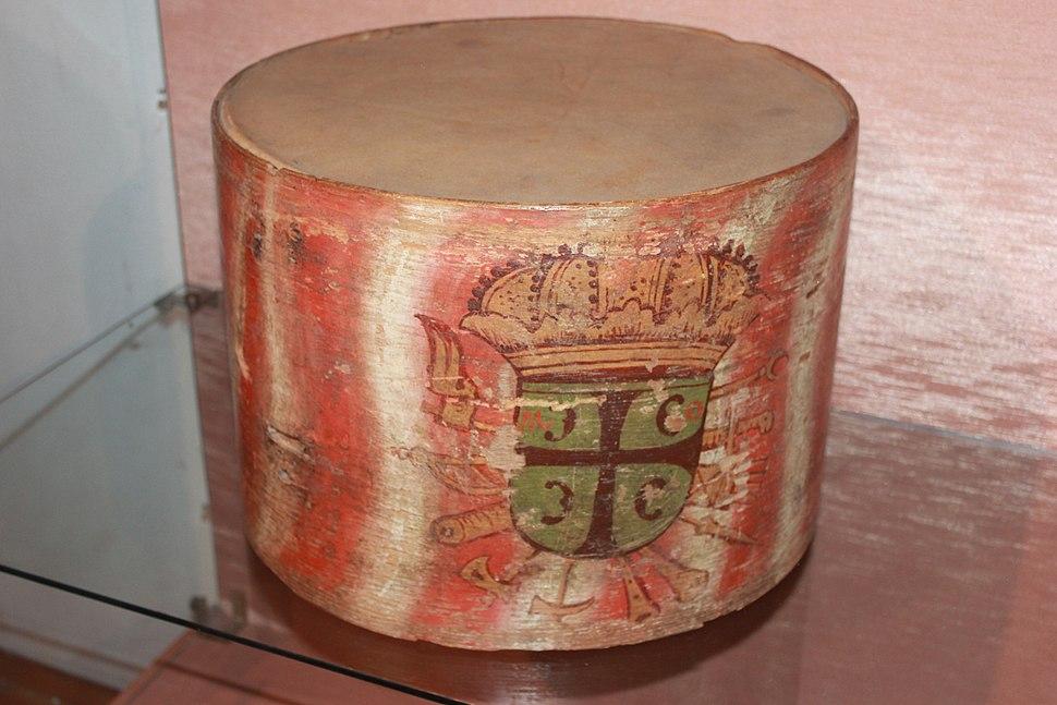 Drum of Milentije Nikšić