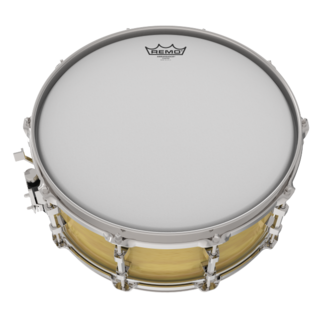 Drumhead Membrane stretched over the ends of a drum