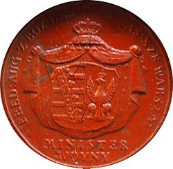 Duchy of Warsaw seal.JPG