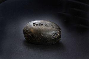 African black soap - Dudu-Osun, a brand of African black soap