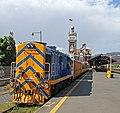 Dunedin Railway Station Platform 3 (30682890963).jpg