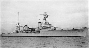 French cruiser Dupleix - Image: Dupleix 1