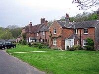 Dwellings in Bryanston Village - geograph.org.uk - 163315.jpg