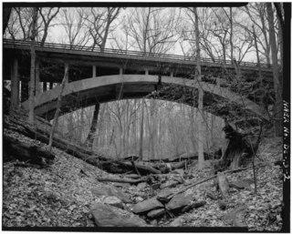 Ross Drive Bridge United States historic place
