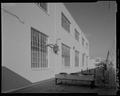 EAST SIDE, SOUTHEAST CORNER - Machine Shop Annex, Second Street, Keyport, Kitsap County, WA HABS WA-265-3.tif