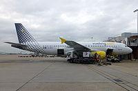 EC-MCU - A320 - Vueling