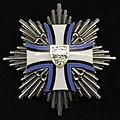EST Order of the Cross of Terra Mariana 1st class star.jpg