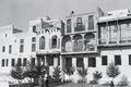 ETH-BIB-Fassade eines Hauses beim Friedhof von Fès-Nordafrikaflug 1932-LBS MH02-13-0392.tif
