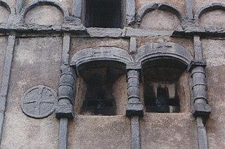 Anglo-Saxon architecture architectural style