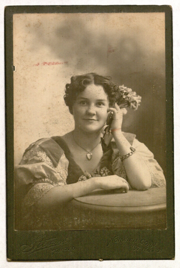 Early 20th Century Portrait