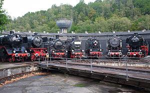 DGEG - Railway Museum Bochum-Dahlhausen
