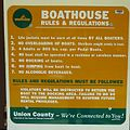 Echo Lake Park sign about boating rules.jpg