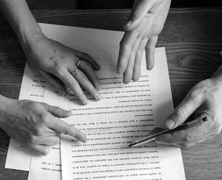 Undang-undang kontrak Inggeris