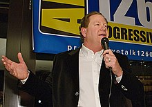 Ed Schultz - Wikipedia, the free encyclopedia