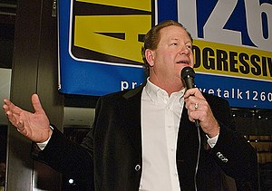 Ed Schultz - Schultz in Washington, D.C. in January 2007