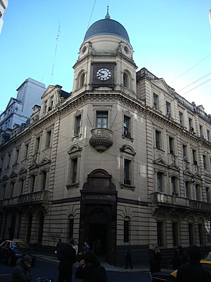 Ministry of the Interior and Transport - Image: Edificio del Ministerio del Interior de Argentina