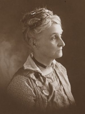 Edith Cowan - Cowan in 1921, the year she was elected to parliament