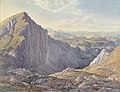 Eduard Gurk - Der Große Höllstein mit der Aussicht gegen Mariazell.jpeg