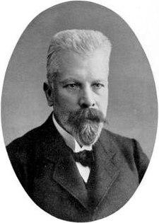 Profesor Eduard Buchner
