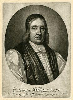 Edward Wetenhall British bishop