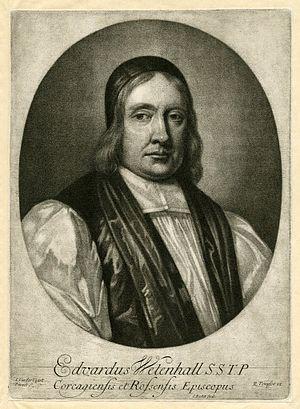 Edward Wetenhall - Image: Edvardus Wetenhall