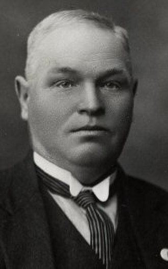 Tasmanian state election, 1925 - Image: Edward Hobbs
