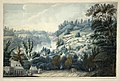 Edward Walsh - Queenstown, Upper Canada on the Niagara (a.k.a. Queenston, Ontario).jpg