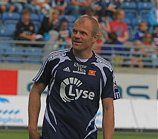 Egil Østenstad Norwegian footballer