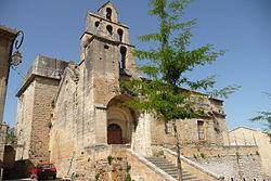 Eglise à Remoulins 2.JPG