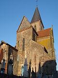 Eglise Abbatiale de Hesse (Moselle, France).JPG