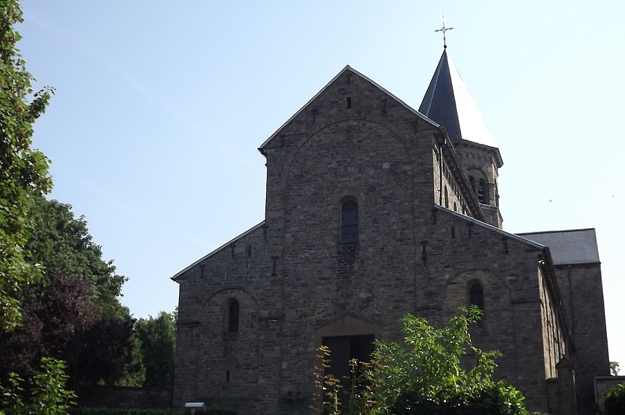 L'église Saints-Pierre-et-Paul