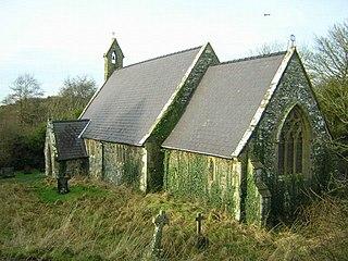 St Ceinwens Church, Cerrigceinwen Church in Wales