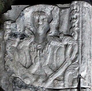 Joan, Lady of Wales 13th-century illegitimate daughter of King John