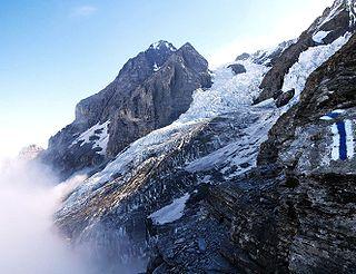 Eiger Glacier glacier