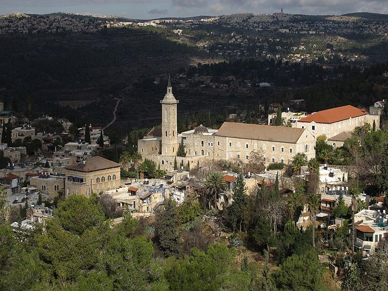 המקומות רומנטיים בישראל - שכונת עין כרם וכנסיית יוחנן בהרים
