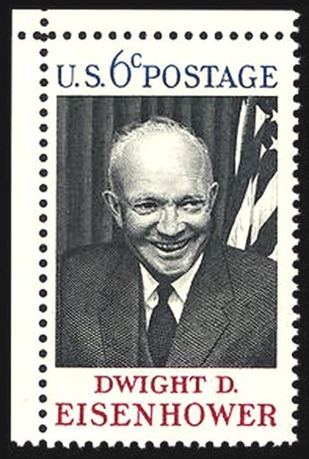 Eisenhower 1969 Issue-6c