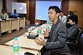 Ekapong Sripaoraya Addressing - Valedictory Session - Indo-Finnish-Thai Exhibit Development Workshop - NCSM - Kolkata 2014-12-05 0888.JPG