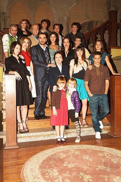 Picture of a TV show: El Internado