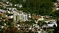 El Salvador - Santa Tecla, Calle al Volcan Vista de Condominios Vistas del Sol - panoramio.jpg